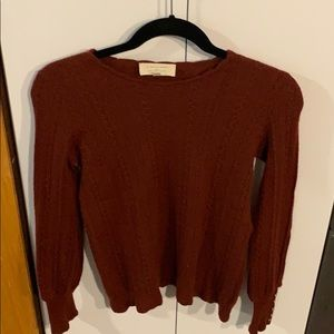 Sezane wool Ornella Sweater